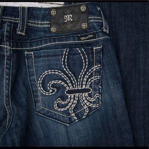Miss me Jeans straight leg size 30